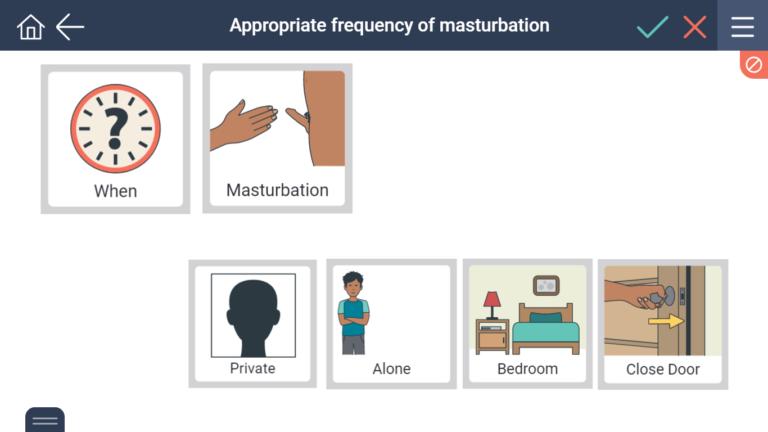 When is it ok to masturbate