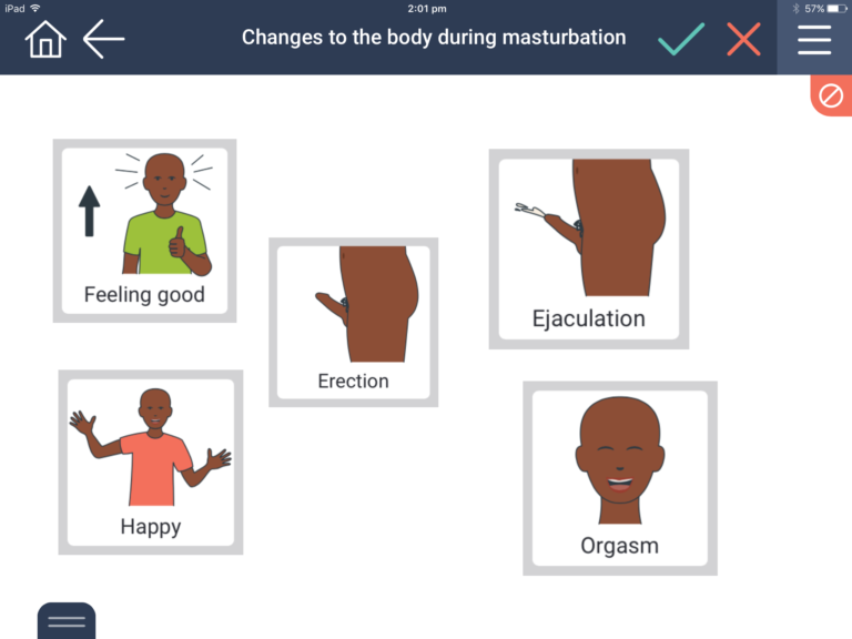 body changes for men during masturbation