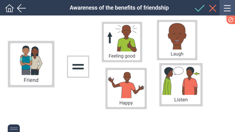 some benefits of friendship