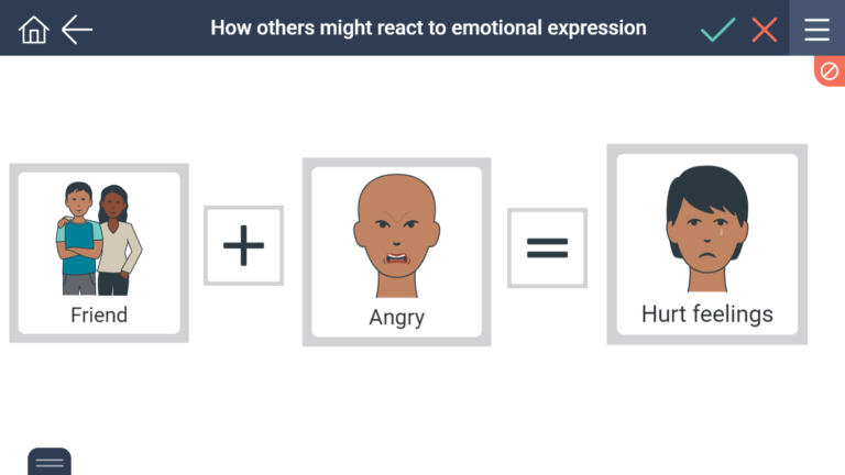 if you are angry to your friend you might hurt their feelings