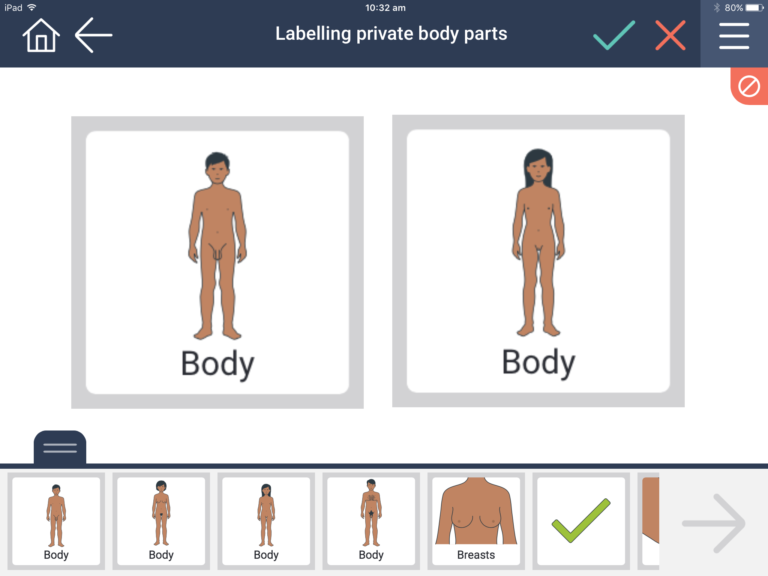 boy and girl body images