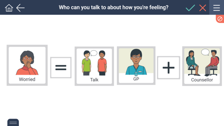who to talk to when you are worried